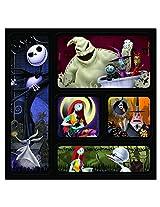 National Design Disney & Tim Burton's The Nightmare Before Christmas Magnet Set (5 Pack)