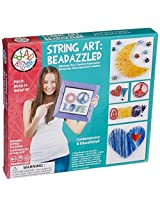 Bead Bazaar String Art Beadazzled Kit