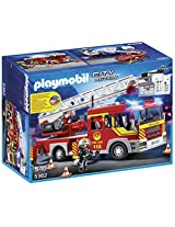 PLAYMOBIL Ladder Unit with Lights & Sound Set