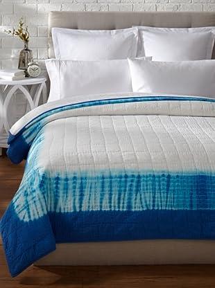 Designers Guild Savine Quilt (Cobalt)