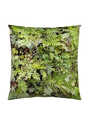 Euromoda Lenceria Hogar Funda Cojín Botanic (Verde)