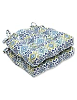 Pillow Perfect Mardin Spa Reversible Chair Pad, Set of 2