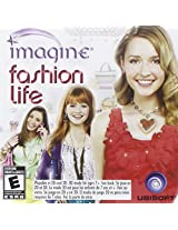 Imagine Fashion Life (Nintendo 3DS) (NTSC)
