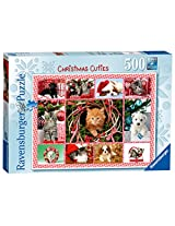 Jigsaw - Christmas Cuties - 500 Piece Puzzle