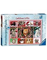 Jigsaw - Christmas Cuties - 500 Piece Puzzle