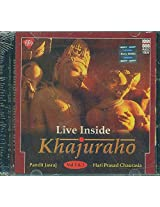 Live Inside Khajuraho - Vol. 1 and Vol. 2