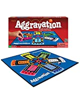 Aggravation With 30 Plastic Marbles