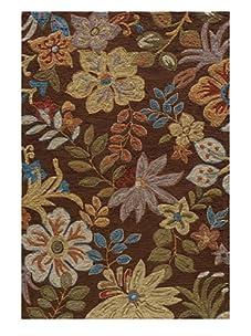 Rug Republic Floral Love (Brown)
