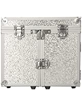 City Lights Aluminum Tool Case, Silver, Compact