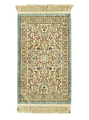 Persian Rug, Cream, 2' x 3' 3