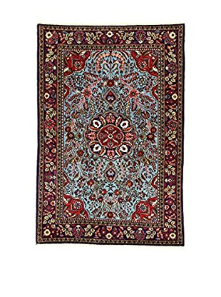 L'Eden del Tappeto Teppich Qom Sh mehrfarbig 206t x t142 cm