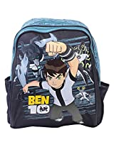 Ben 10 School Bag 16 Inches - Blue