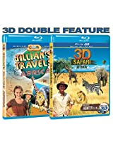 3D Safari Africa Two Pack (Blu-Ray)