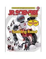 Elenco Junior Scientist Tumbling Robot, Multi Color