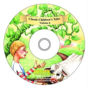 Volume 6, Jack and the Beanstalk; The Stubborn Witch; Rapunzel; Betsy, The Magic Bus