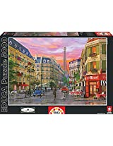 Educa Rue Paris Puzzle, 5000-Piece