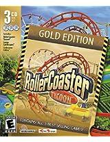 Rollercoaster Tycoon: Rollercoaster Tycoon/Loopy Landscapes/Corkscrew Follies - Gold Edition (PC)