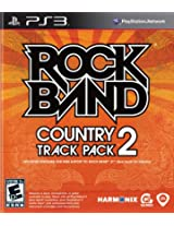 Rock Band Country Track Pack 2 (PS3)