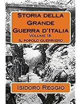 Storia Della Grande Guerra D'italia: Il Popolo Guerriero: 18
