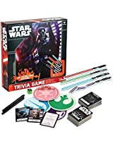 Disney Star Wars Trivia Game Test Your Knowledge Of Darth Vader Jedi Sith By Unknown