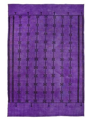 Flatweave Pattern, 6' x 9'