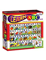 Creative Educational Aids 0726 Learn ABC