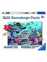 Ravensburger Disney Finding Nemo Smile Floor Puzzle (60 Piece)