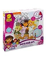 ALEX Toys Dora & Friends Rub Art Kit
