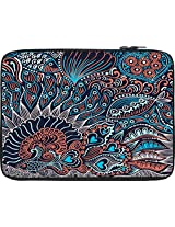 """Snoogg 15"""" inch to 15.5"""" inch to 15.6"""" inch Laptop Notebook Slipcase Sleeve Soft Case Carrying Case for Macbook Pro Acer Asus Dell Hp Sony Toshiba"""