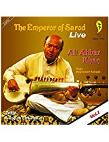 The Emperior of Sarod Vol One