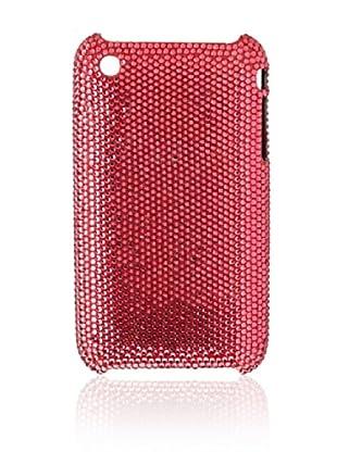 Swarovski Crystal-Encrusted iPhone 3G/3GS Case (Indian Pink)
