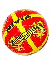 Nivia Kross World Spain Football, Size 5