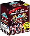 Topps WWE Slam Attax Superstars 50's Carry Box, Multi Color