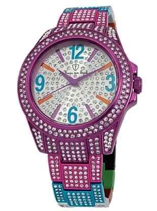 Hugo Von Eyck Reloj Amazing HE118-010C_Plata / Lila