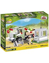 COBI Small Army Military Check Point Building Kit