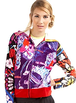 Custo Chaqueta (Multicolor)
