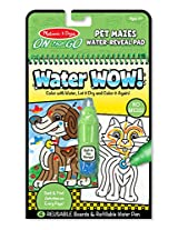 Melissa & Doug On The Go Water Wow! Pet Mazes