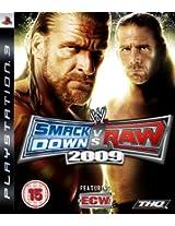 WWE Smackdown Vs Raw 2009 (PS3)