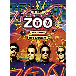 U2『Zoo TV Tour Live From Sydney』