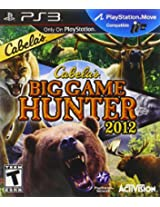 Cabela's Big Game Hunter 2012 SAS (PS3)