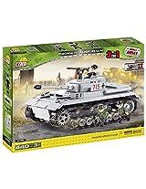COBI Small Army German PzKpfw IV Ausf. F1/G/H Building Kit