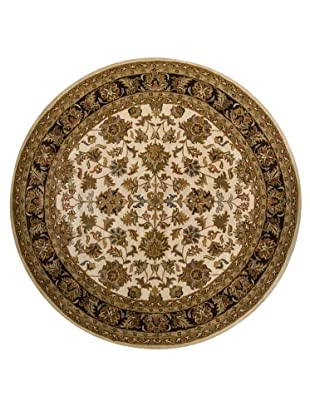 Chandra Adonia Rug, Cream/Brown, 7' 9