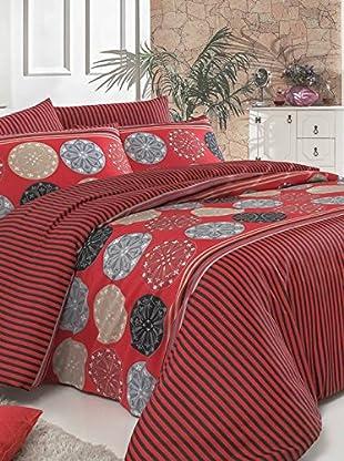 Colors Couture Bettdecke und Kissenbezug Melodi