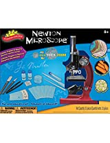 Scientific Explorer Newton Microscope Kit, Multi Color