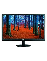 AOC e2460Sd 24-Inch Widescreen LED Monitor