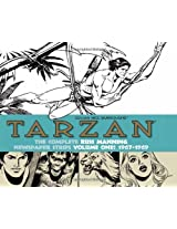 Tarzan: The Complete Russ Manning Newspaper Strips: 1967-1969 Volume 1