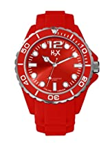 H2X Reef Gent Analog Red Dial Men's watch - SR382UR1