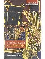 Collected Essays of A.K. Ramanujan: Edited By Vinay Dharwadker