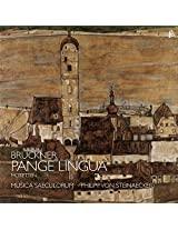 Pange Lingua - Motetten - Musica Saeculorum