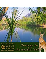 Journey to Australia - Vol. 1 - Nature Sound Audio CD